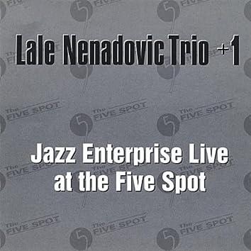 Jazz Enterprise Live at the Five Spot