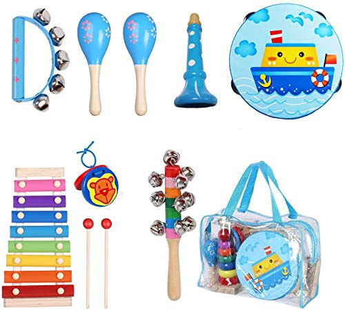 Kids Musical Instruments Sets, 1...
