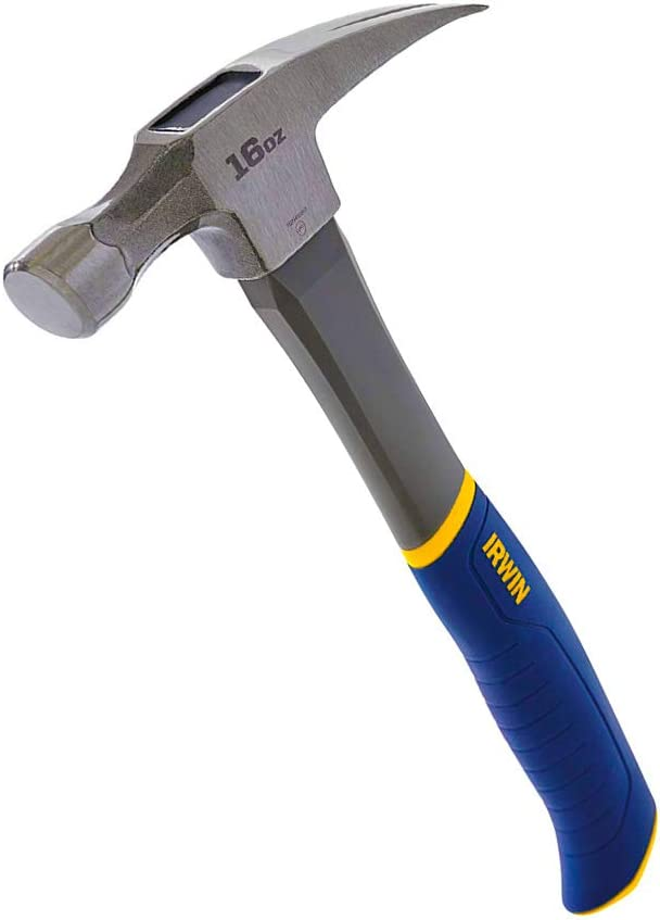 Large discharge sale Fiberglass General Purpose Claw Hammer oz Overseas parallel import regular item 16 Limited Edition