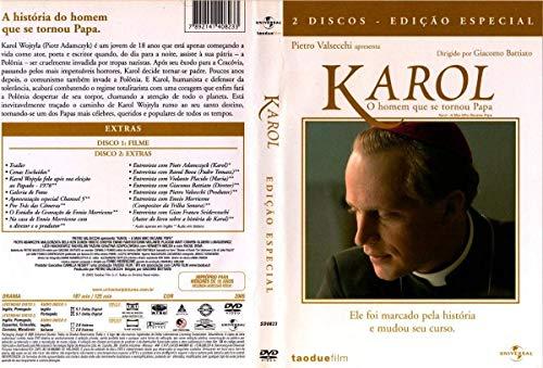 Karol: A Man Who Became Pope - O Homem Que Se Tornou Papa [Import]