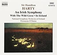 Irish Symphony / With the Wild Geese / In Ireland by HARTY (2001-03-20)