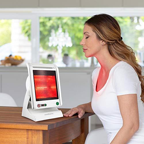 Medisana IR 885 Infrarot-Wärmelampe 300 Watt – Infrarotleuchte zur Behandlung von Bild 2*