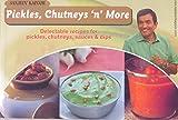 sanjeev kapoor pickles - Sanjeev Kapoor's Pickles, Chutneys 'N' More