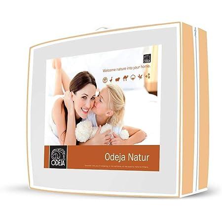 Couette 100% Coton Bio été 150 g Anti-Transpiration - légère fraîche Anti-Transpiration - 150 g/m² - Enveloppe et garnissage Coton Bio labelisé GOTS - 220x240 cm