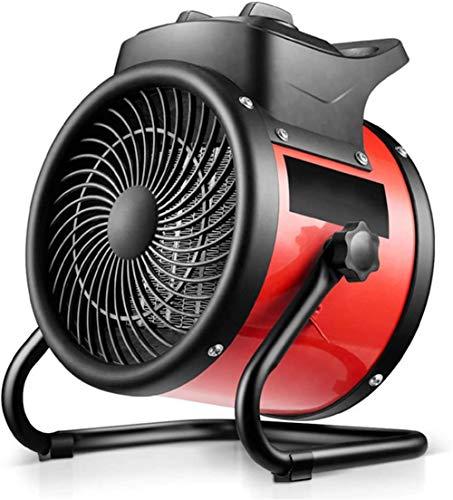 BEIAKE Industrie Fan Heizlüfter PTC-Keramik Lüfter 2000W High Power Großen Heißluft-Gebläse Für Garagen, Zucht, Volumen, Haushalt