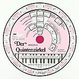 Der Quintenzirkel für Klavier und Keyboard (Drehscheibe) - Kai Sievertsen