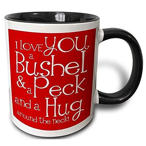 N\A Taza de café te Amo un celemín y un picoteo