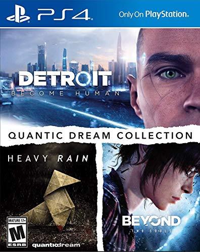 QUANTIC DREAM COLLECTION (DETROIT BECOME HUMAN - HEAVY RAIN - BEYOND TWO SOULS)