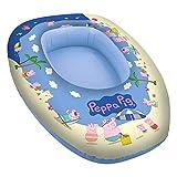 Boot Kinderboot Peppa Pig Wasser Spielzeug Wasserspaß Schlauchboot Badeboot Aufblasbar Schwimmhilfe...