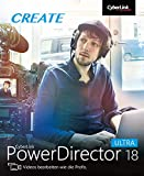 CyberLink PowerDirector 18 | Ultra | PC | PC Aktivierungscode per Email