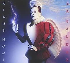 Za Bakdaz: Unfinished Opera by Klaus Nomi (2008-11-04)