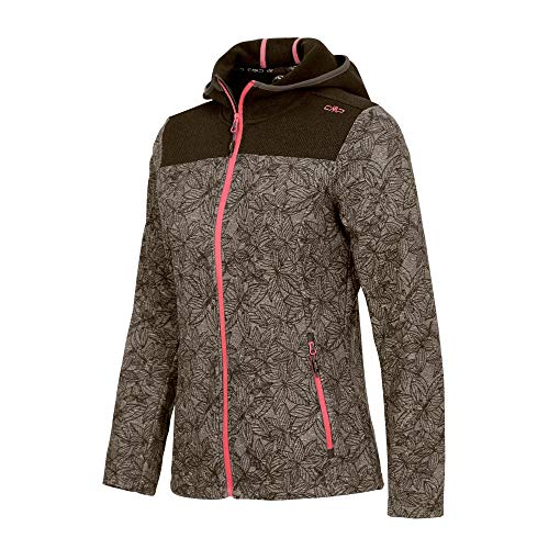 CMP 30H7506 Jacket Femme, Bois, 42