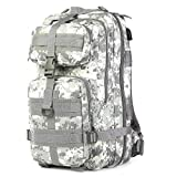 Ys-s Personnalisation de la Boutique 36L Military Militaire Portable USB Sac à Dos USB Raincoat 900D Oxford Rucksack Tente Randonnée (Color : Camouflage#1)