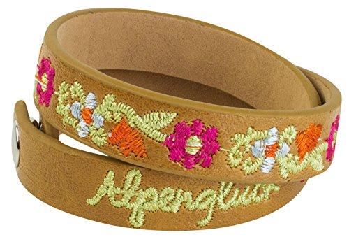 BONDI Accessories Armband mit Stick ´Alpenglück´ Artikel-Nr.12936