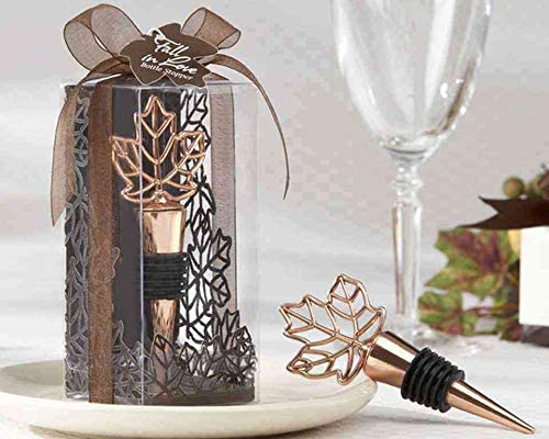 Fall ''Lustrous Leaf'' Bottle 10 Ranking TOP13 Surprise price Set Stopper of