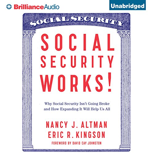 Social Security Works! audiobook cover art