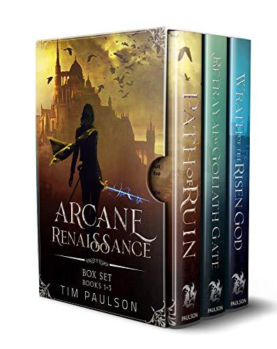 Arcane Renaissance Box Set : An Epic Fantasy Adventure series, Books 1-3 (Arcane Omnibus Book 1) (English Edition)