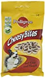 Pedigree Perros Cheesy Snack Bites con Queso y Carne 70g, 12Unidades (12x 70g)