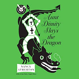 Aunt Dimity Slays the Dragon audiobook cover art