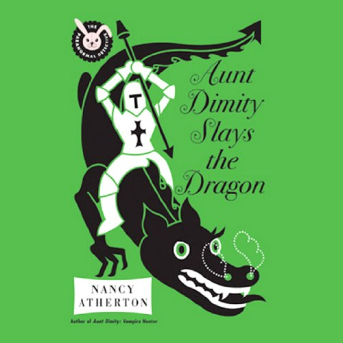 Aunt Dimity Slays the Dragon Titelbild