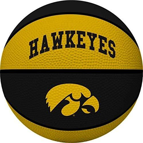 NCAA Iowa Hawkeyes Crossover Full Size Basketball by Rawlings