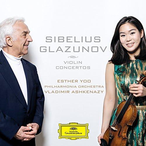 Esther Yoo, Philharmonia Orchestra & Vladimir Ashkenazy
