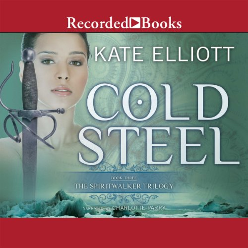 Cold Steel audiobook cover art
