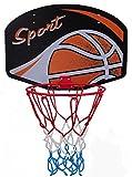 Basketballboard ABA Basketballkorb mit Netz Basketball Backboard für Kinder Basketballbrett