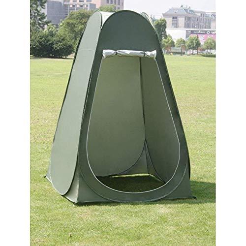 Carpa de Camping portátil para baño de Viaje Baño de privacidad Tienda de campaña Refugio al Aire Libre, 1.2mx1.2mx1.9m