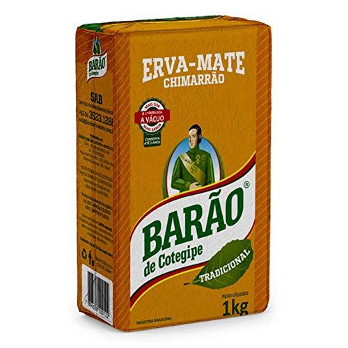 Mate Tee Barao De Cotegipe Tradicional 1kg