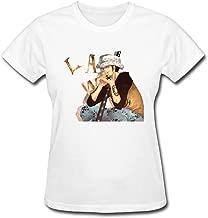 NYShirt Women's One Piece Anime Trafalgar Law T Shirts