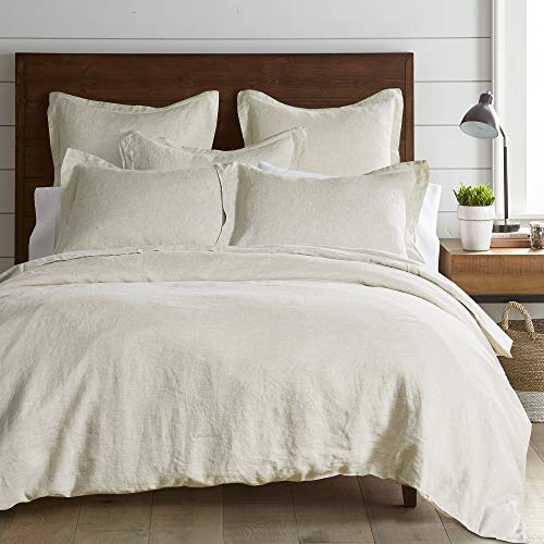 Men will love this linen comforter - linen 4th anniversary gifts for him