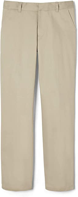 Adjustable Waist Work Wear Finish Relaxed Fit Pant (Standard & Husky)