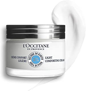 L'Occitane Shea Light Comforting Face Cream, 1.7 fl. oz.