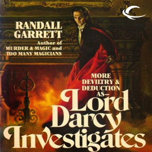 Lord Darcy Investigates cover art