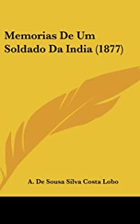 Memorias de Um Soldado Da India (1877)