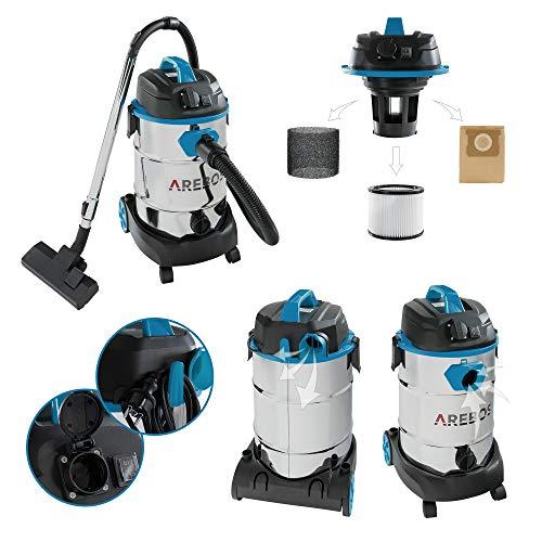 Arebos - Aspiradora industrial | 1600 W |