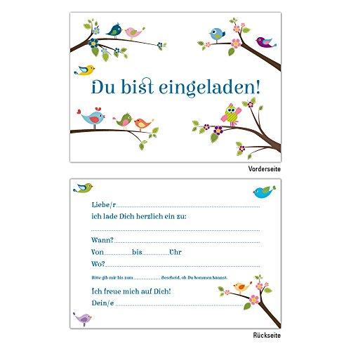 Uitnodigingskaarten, DIN A6, uitnodigingskaarten