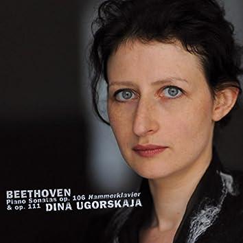 """Beethoven: Piano Sonatas No. 29, Op. 106 """"Hammerklavier"""" & No. 32, Op. 111"""
