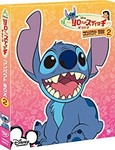 Disney - Lilo & Stitch The Series / Compact Box 2 (4DVDS) [Japan DVD] VWDS-5854