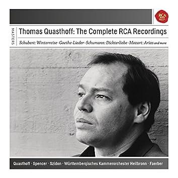 Thomas Quasthoff: The Complete RCA Recordings