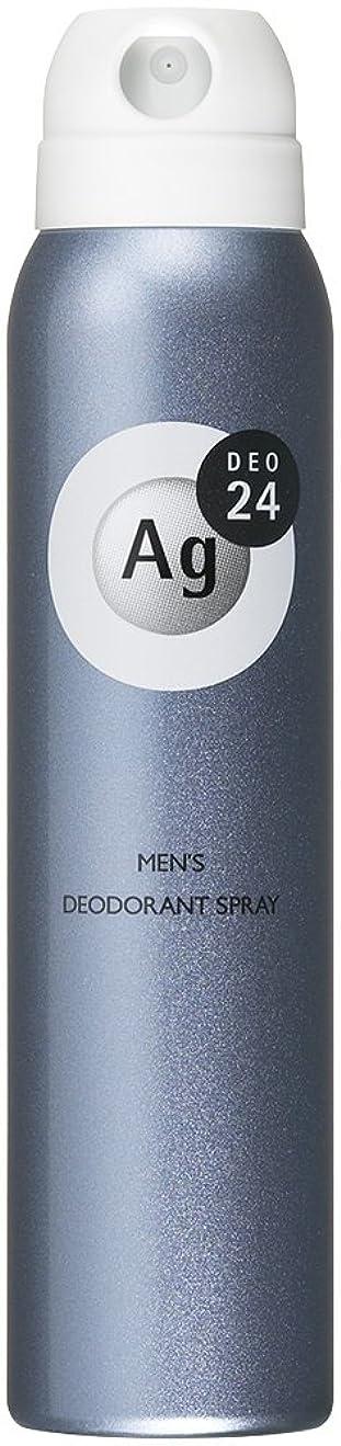 国内の彼らの放射性エージーデオ24 メンズ デオドラントスプレー 無香料 100g (医薬部外品)