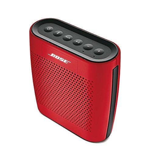 Bose ® SoundLink Colour Bluetooth Lautsprecher rot