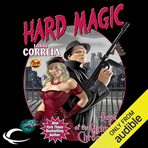 Hard Magic  By  cover art