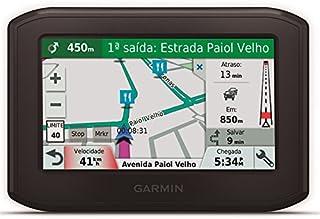 "GPS Garmin Zumo 396 LMT-S, Tela 4.3"""