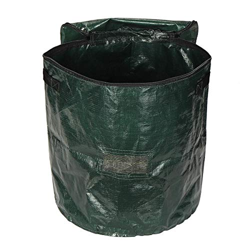 %26 OFF! OKIl 35L Organic Compost Bag Waste Converter Bins Eco-friendly Compost Garden Storage