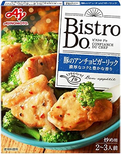 味の素KK Bistro Do 豚のアンチョビガーリック炒め用 120g