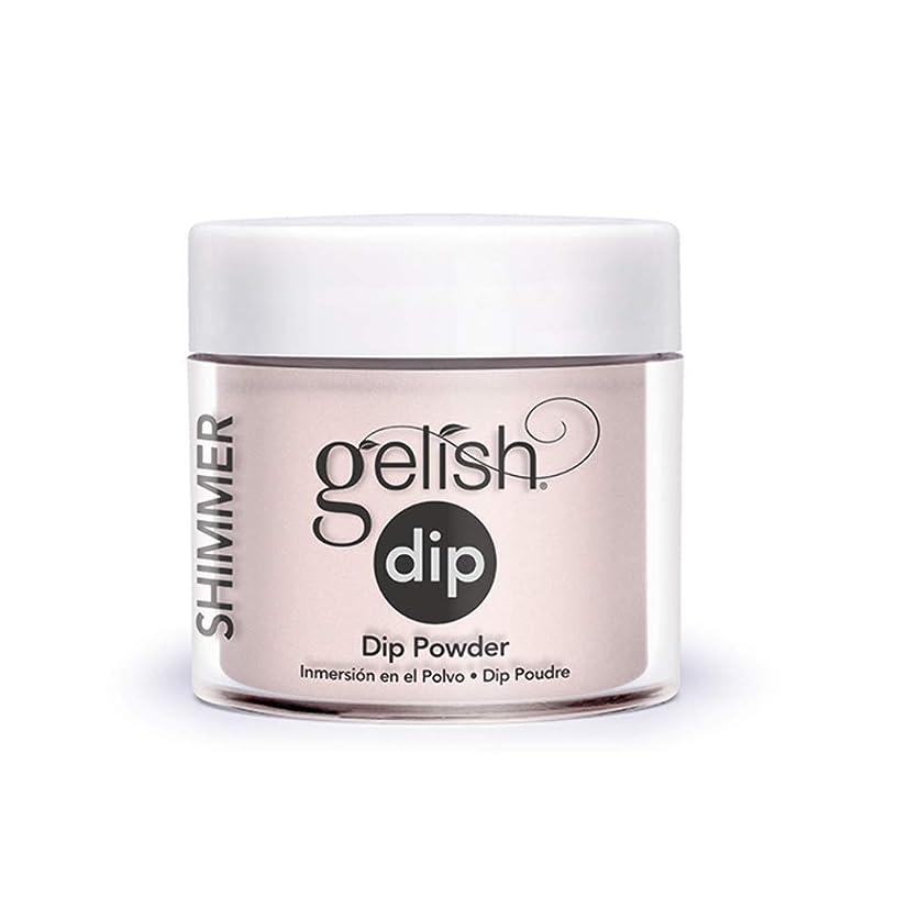 ピストルアスペクト添加剤Harmony Gelish - Acrylic Dip Powder - Tan My Hide - 23g/0.8oz