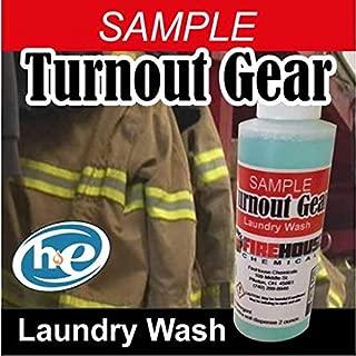 turnout gear detergent