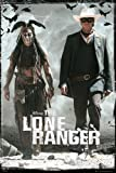 The Lone Ranger - Teaser Johnny Depp Armie Hammer Action